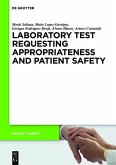 Laboratory Test requesting Appropriateness and Patient Safety (eBook, ePUB)