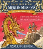 Merlin Missions Collection: Books 9-16: Dragon of the Red Dawn; Monday with a Mad Genius; Dark Day in the Deep Sea; Eve of the Emperor Penguin; And Mo