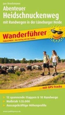 Abenteuer Heidschnuckenweg mit Rundwegen in der...
