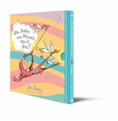 Oh, Baby, The Places You'll Go! Slipcase edition - Dr. Seuss