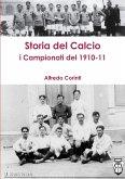 storia del calcio i campionati del 1910-11