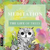 Malbuch Erwachsene Entspannung: The Life of Trees