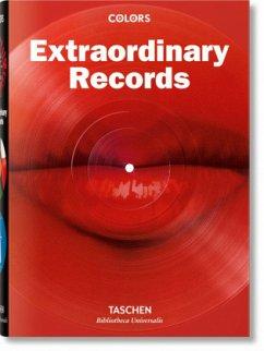 Extraordinary Records - Moroder, Giorgio; Benedetti, Alessandro