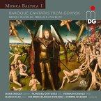 Barockkantaten Aus Danzig; Musica Baltica 1