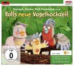 Rolfs neue Vogelhochzeit, 1 Audio-CD + 1 DVD