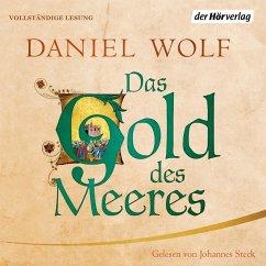 Das Gold des Meeres / Fleury Bd.3 (MP3-Download) - Wolf, Daniel