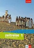 Zeitreise 5/6. Arbeitsheft Sprachförderung. Ausgabe Nordrhein-Westfalen ab 2017