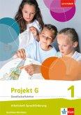 Projekt G Gesellschaftslehre. Arbeitsheft. Sprachförderung 5/6. Ausgabe Nordrhein-Westfalen ab 2017
