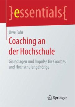 Coaching an der Hochschule - Fahr, Uwe
