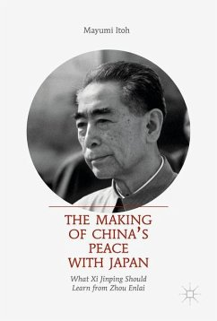 9789811040078 - Itoh, Mayumi: The Making of China´s Peace with Japan - Book