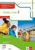 Green Line. Workbook mit 2 Audio-CDs und Übungssoftware. 6. Schuljahr. Ausgabe Bayern ab 2017