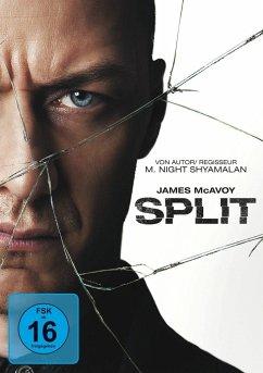 Split - James Mcavoy,Kim Director,Haley Lu Richardson