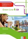 Green Line 4 G9. Workbook mit Audio-CD Klasse 8