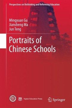 9789811040108 - Gu, Mingyuan; Ma, Jiansheng; Teng, Jun: Portraits of Chinese Schools - Book