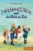 Die Wilden Hühner und das Glück der Erde / Die Wilden Hühner Bd.4 (Mängelexemplar)
