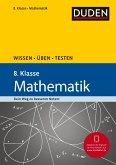 Wissen - Üben - Testen: Mathematik 8. Klasse (eBook, PDF)