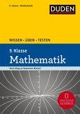 Wissen - Üben - Testen: Mathematik 9. Klasse (eBook, PDF)