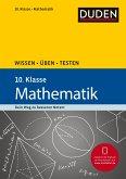 Wissen - Üben - Testen: Mathematik 10. Klasse (eBook, PDF)
