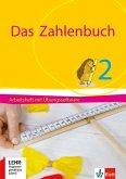 Das Zahlenbuch 2. Arbeitsheft mit Übungssoftware Klasse 2