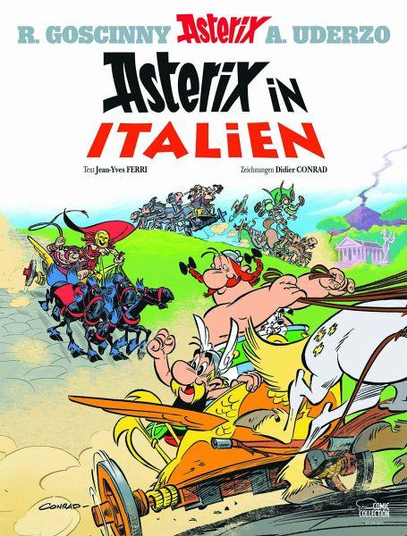 Buch-Reihe Asterix von Goscinny & Uderzo