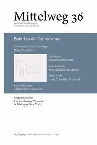 Mittelweg 36. Zeitschrift des Hamburger Instituts für Sozialforschung
