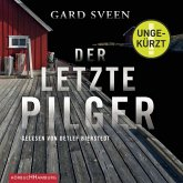 Der letzte Pilger / Kommissar Tommy Bergmann Bd.1 (MP3-Download)