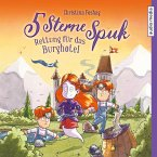 Rettung für das Burghotel / 5 Sterne Spuk Bd.1 (MP3-Download)