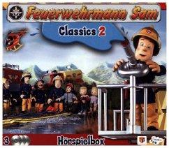 Feuerwehrmann Sam Classics, 3 Audio-CDs