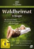 Waldheimat Trilogie - Alle drei Spielfilme (2 Discs)