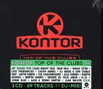 Kontor Top Of The Clubs Vol.74