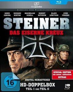 Steiner - Das Eiserne Kreuz - Teil 1 & 2 Anniversary Edition