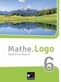 Mathe.Logo 6 Schülerband Neu Realschule Bayern