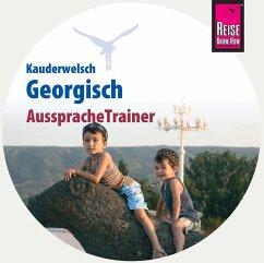 Reise Know-How AusspracheTrainer Georgisch, 1 A...