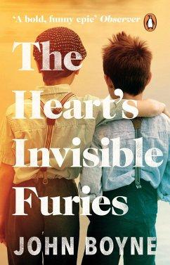 The Heart's Invisible Furies - Boyne, John