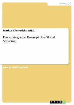 Das strategische Konzept des Global Sourcing