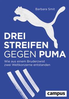 Drei Streifen gegen Puma (eBook, ePUB) - Smit, Barbara