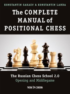 Complete Manual of Positional Chess (eBook, ePUB)