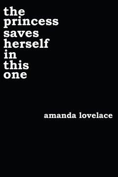 the princess saves herself in this one (eBook, ePUB) - Lovelace, Amanda; Ladybookmad
