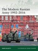 The Modern Russian Army 1992-2016 (eBook, ePUB)