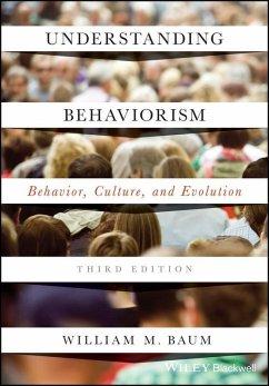 Understanding Behaviorism (eBook, ePUB) - Baum, William M.