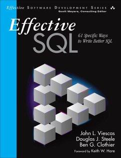 Effective SQL (eBook, PDF) - Viescas John L.; Steele Douglas J.; Clothier Ben G.