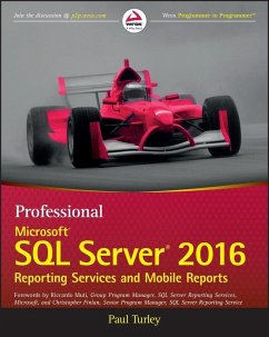 Professional Microsoft SQL Server 2016 Reporting Services and Mobile Reports (eBook, ePUB) - Turley, Paul