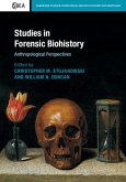 Studies in Forensic Biohistory (eBook, PDF)