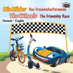 Die Räder Das Freundschaftsrennen The Wheels The Friendship Race