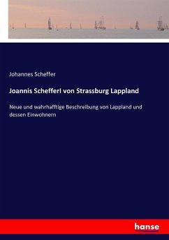 Joannis SchefferI von Strassburg Lappland