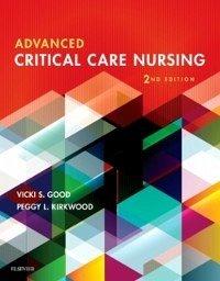 Advanced Critical Care Nursing - E-Book (eBook,...