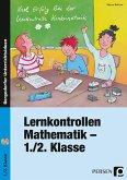 Lernkontrollen Mathematik - 1./2. Klasse