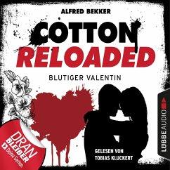 Jerry Cotton, Cotton Reloaded, Folge 52: Blutiger Valentin - Serienspecial (Ungekürzt) (MP3-Download) - Bekker, Alfred