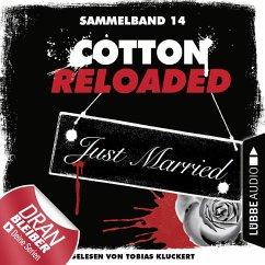 Jerry Cotton, Cotton Reloaded, Sammelband 14: Folgen 40-42 (Ungekürzt) (MP3-Download) - Mennigen, Peter; Budinger, Linda; Buranaseda, Nadine