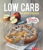 Low Carb - Das große Backbuch (eBook, ePUB)